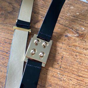 Pantene leather belt